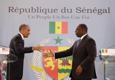 Barack Obama, Macky Sall